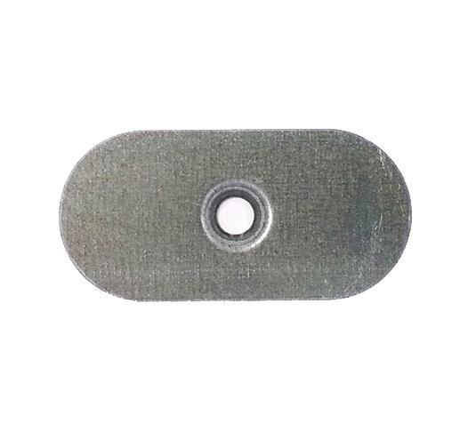 Placchetta ovale SP 8240 serie s piatta